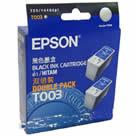 爱普生T003BK黑色墨盒